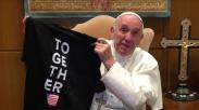 Paus Minta Para Biarawati Tinggalkan Media Sosial