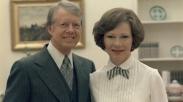 'Alkitab' Jadi Rahasia Pernikahan Bahagia Mantan Presiden Amerika Ini