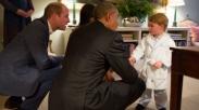 Dua Pola Asuh Sederhana Pangeran William Ini Wajib Dicontoh Orangtua