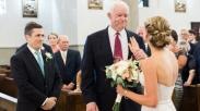 Terima Donor Jantung Ayahnya, Pria Ini Antarkan Jane ke Altar