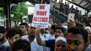 Umat Beragama New York Bersatu Kutuki Pembunuhan Dua Pria Ini