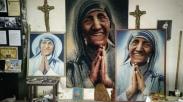Vatikan Resmi Tahbiskan Bunda Teresa Menjadi Santa