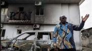 Sadis! Saluran Televisi Kristen Afrika Jadi Sasaran Bom