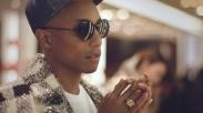Pharrell Williams Akui Ada Kuasa 'Dalam Nama Tuhan'