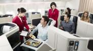 7 Cara Mudah Dapatkan Upgrade Kelas Gratis Saat Naik Pesawat
