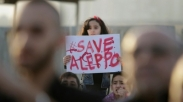 Anak-Anak Kristen dan Muslim Berdoa Bersama Untuk Perang di Aleppo