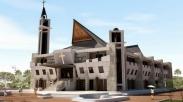 Gereja GKPS Ini Klaim yang Terbesar di Indonesia