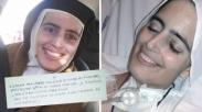 Ajaib! Biarawati Ini Meninggal Dengan Wajah Tersenyum