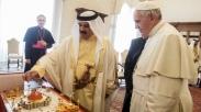 Duh Baiknya! Raja Muslim Ini Sumbang Lahan Untuk Bangun Gereja