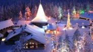 Liburan Dengan Salju, Santa dan Pesta Kembang Api di 5 Negara Ini