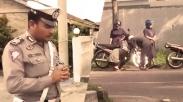 Uniknya! Polisi Berdoa Saat Menilang Sampai Biarawati Ditolong Ustadz