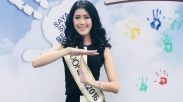 Kebiasaan Keluarga Bikin Miss Indonesia Ini Jadi Sosok yang Friendly