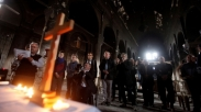 Pasca Teror, Gereja Irak Bunyikan Lonceng untuk Pertama Kalinya