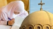 Dipaksa Lakukan Ini, Pelajar Kristen dan Muslim Mesir Mogok Sekolah