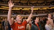 Ribuan Umat Kristen Amerika Gelar Doa Demi Hasil Pemilu Terbaik