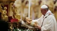 Parah! Setara Dengan Kejahatan Nazi, Ini Kata Paus Fransiskus Soal Aborsi