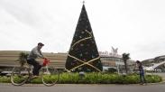 Marak Pasang Pohon Natal, BLH Imbau Pakai Bahan Baku Ramah Lingkungan