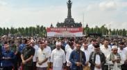 Gerakan Nusantara Bersatu Undang Tokoh-Tokoh Agama Berdoa Bagi Bangsa