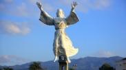 'God Bless Minahasa' Bakal Diresmikan Jadi Ikon Kota Tondano