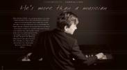 Cacat Sejak Kecil, Rex Lewis-Clack Justru Jadi Berkat Lewat Pianonya