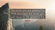 5 Hal yang Harus Disyukuri dalam Hidup Sepanjang Tahun 2016 Ini