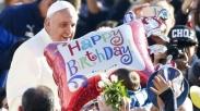 Di Ultah ke-80, Ini 5 Harapan Untuk Paus Fransiskus