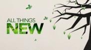 Renungan Tahun Baru : Kesempatan untuk Memulai Hal Baru