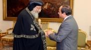 Presiden Mesir Janjikan Bangun Gereja Terbesar Mesir