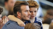 Masih Belia, Putra David Beckham Ini Sudah Sumbang Donasi Buat Amal