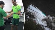Pria Ini Selamat dari Kecelakaan Pesawat Setelah Baca Mazmur 63