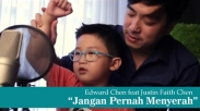 'Jangan Pernah Menyerah' Lagu Penyemangat Hidup dari si Bocah Justin
