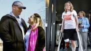 Wanita Ini Nikahi Pria yang Selamatkan Nyawanya Saat Bom Boston