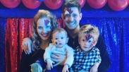 Michael Buble Menyuarakan Ucapan Syukurnya Atas Kesembuhan Sang Putra Dari Kanker Hati!
