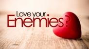 Seperti Yesus Mengasihi Musuhnya