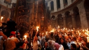Masih Dihantui Ancaman Serangan Teroris, Kristen Mesir Tunda Perjalanan Ziarahnya