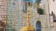 Pertama Kali, Museum Vatikan dan Yahudi Pamerkan 'Kaki Dian' Bait Suci