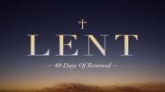 5 Fakta Menarik Seputar 40 Hari Perayaan Masa Prapaskah Yang Harus Orang Kristen Tahu