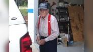 Selama Puluhan Tahun, Pria 86 Tahun Ini Kumpulkan Barang Bekas dan Uangnya Disumbang Untuk Pelayanan