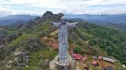 DPR Papua Komentari Rencana Pembangunan Patung Yesus Senilai 500 M di Papua