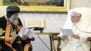 Selesaikan Konflik, Gereja Katolik dan Ortodoks Koptik Tanda Tangan Pengakuan Baptisan Bersama