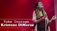 Kisah Kristene DiMarco Habiskan 10 Tahun Rampungkan Lagu 'Take Courage'