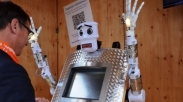 Gereja Jerman Perkenalkan Pendeta Robot Pertamanya Pada Dunia, Begini Wujudnya