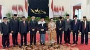 Presiden Jokowi Angkat Pendeta Ini Jadi Salah Satu Tokoh Agama di UKP Pembinaan Ideologi Pancasila