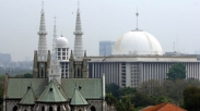 Idul Fitri Jatuh di Hari Minggu, Gereja Ini Rela Tukar Jadwal Ibadah Minggunya
