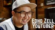 Cerita Edho Zell Soal Sulitnya Membangun Karir Jadi Youtubers