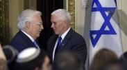 Pengen Cepat Pindahkan Kedubesnya ke Yerusalem, Wapres Amerika Janji Realisasi Tahun Ini..