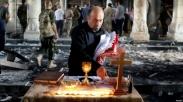 Gereja-gereja di Baghdad Harus Ditutup Sejak Arus Pengungsi Meningkat di Irak