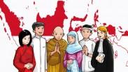Jelang HUT RI ke-72, Sudahkah Umat Beragama Indonesia Terbiasa Dengan Toleransi Semacam Ini?