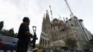 Mengenal Katedral Sagrada Familia yang Jadi Target Serangan Teroris Barcelona