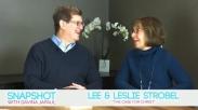 Perjalanan Pernikahan Lee dan Leslie Strobel Mencari Tuhan Lewat The Case for Christ